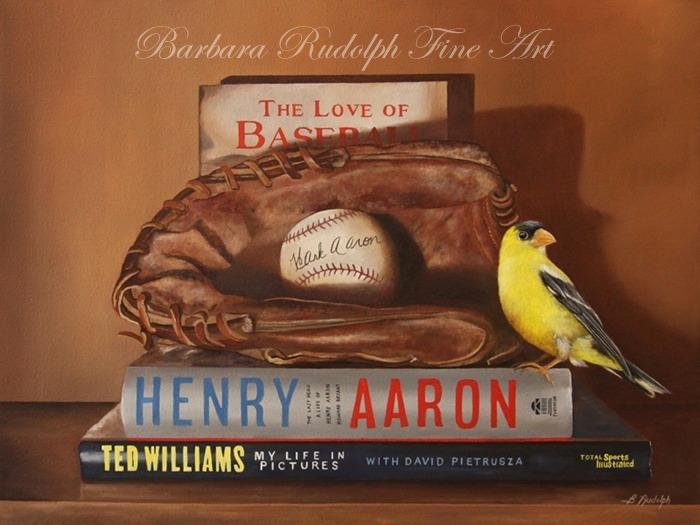 """The Love Of Baseball"""