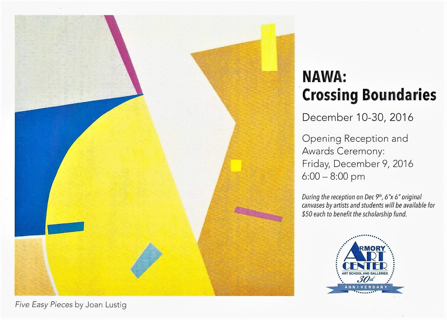 NAWA: Crossing Boundaries