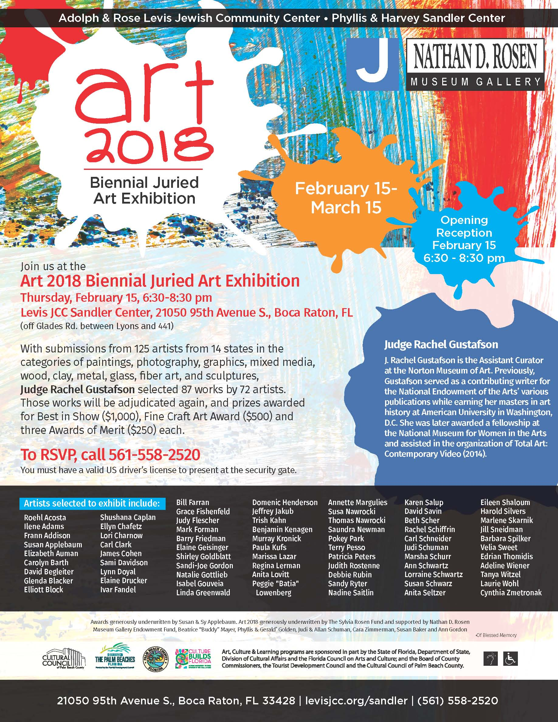 Biennial Juried Art Exhibit