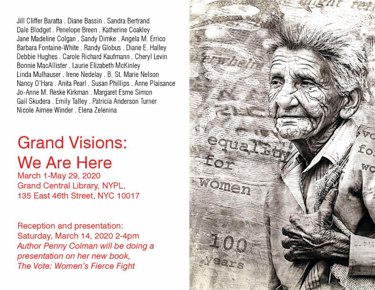 Grand Visions Invitation