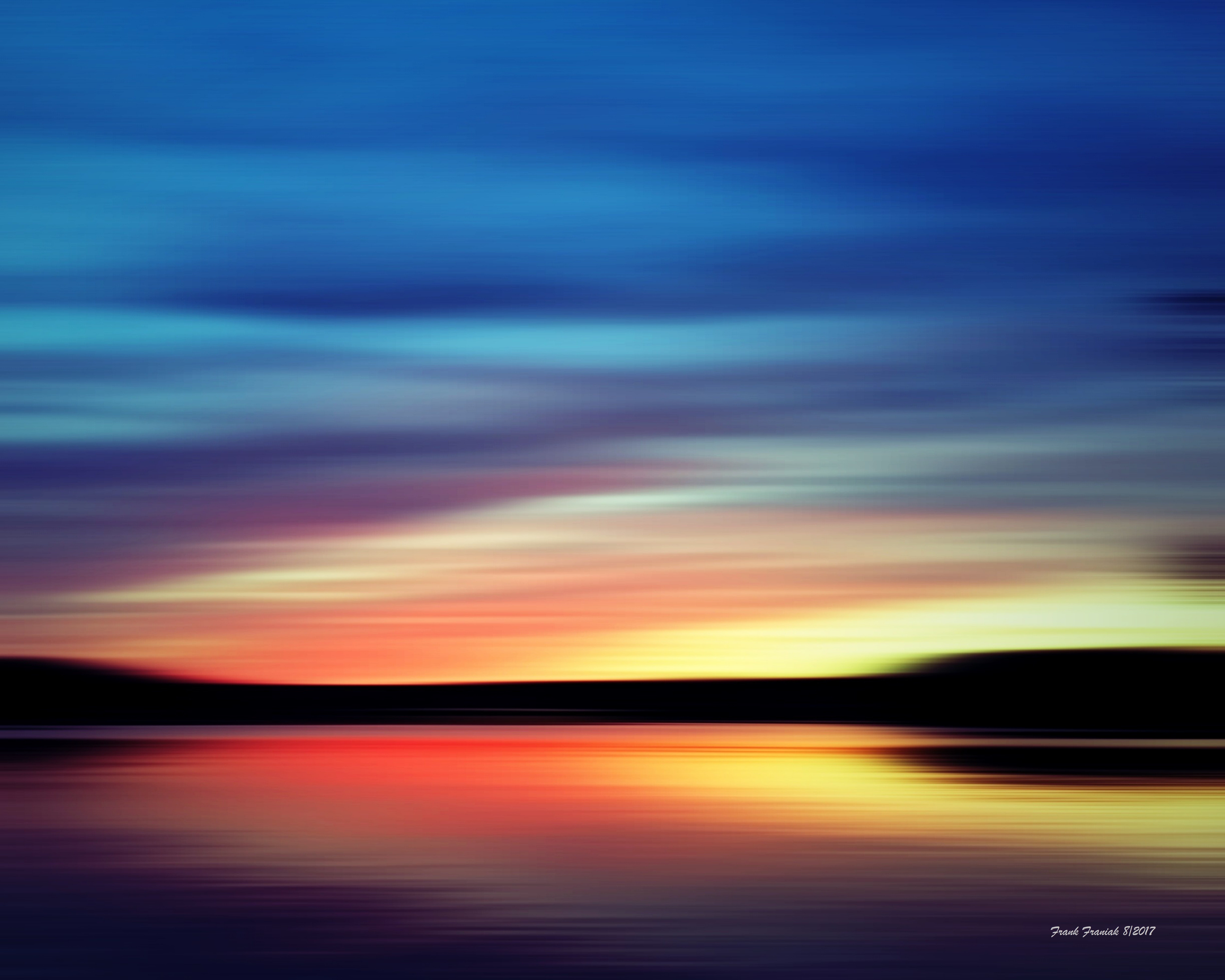 Lake Delton Sunset