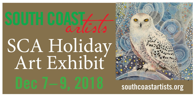 SCA Holiday exhibit