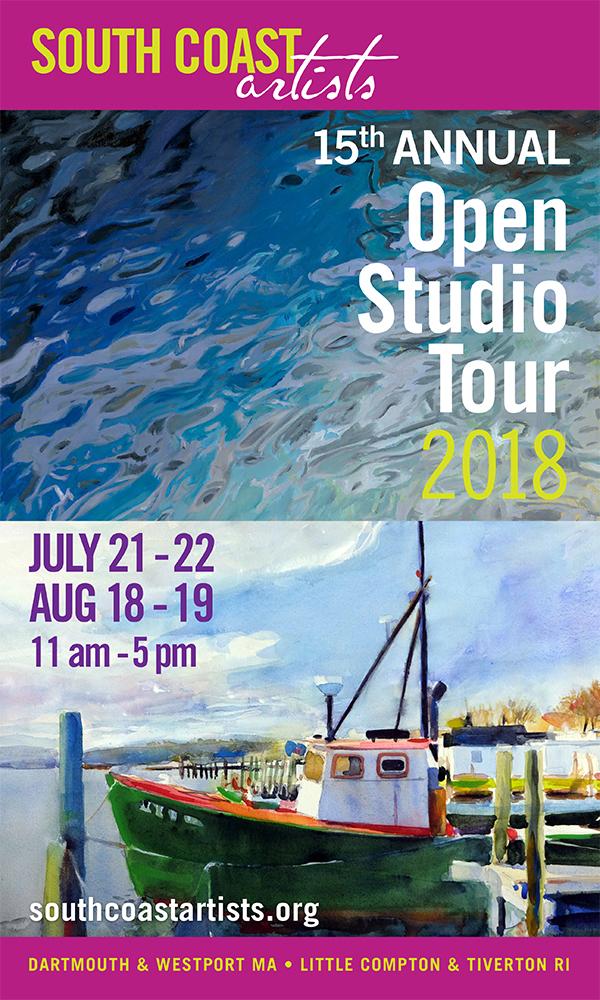 SCA Open Studio Banner