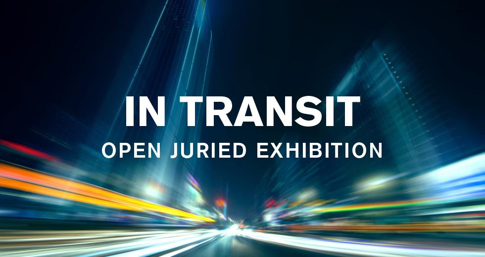 In transit exhibition