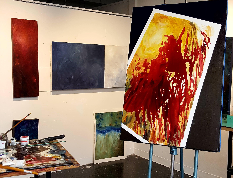 Stivison art studio