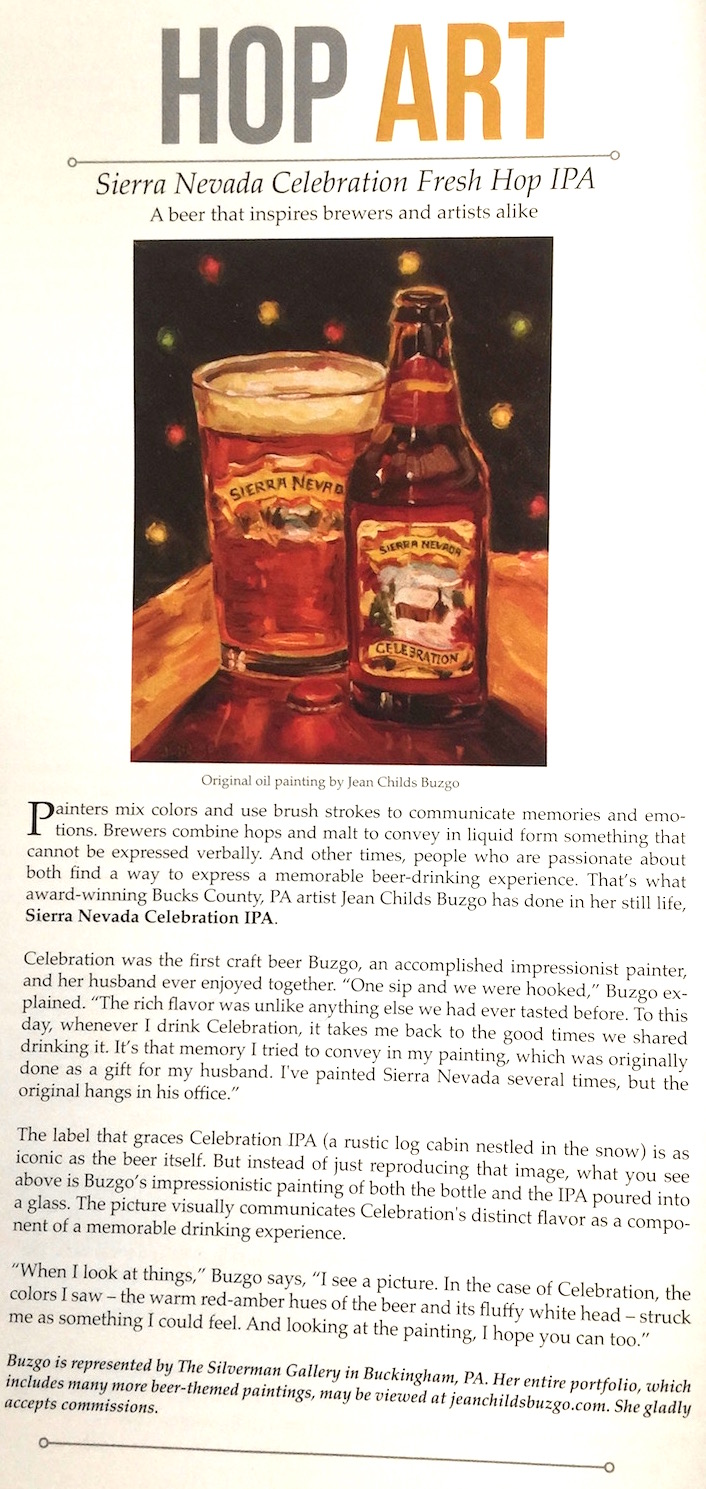 Draught Lines Magazine Article
