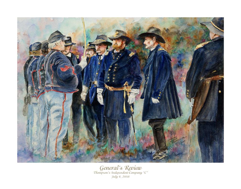 Generals' Review