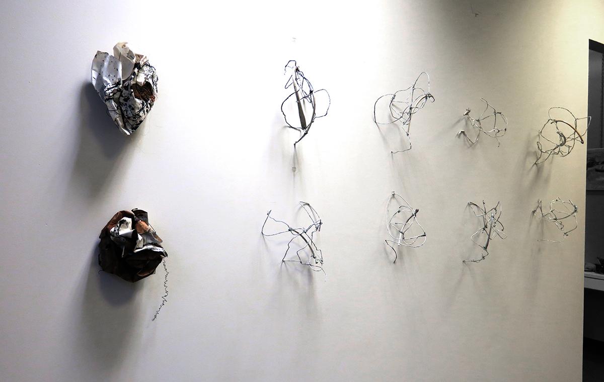 Kathryn Hart, Galeria SD Szucha 8, Warsaw, 2017