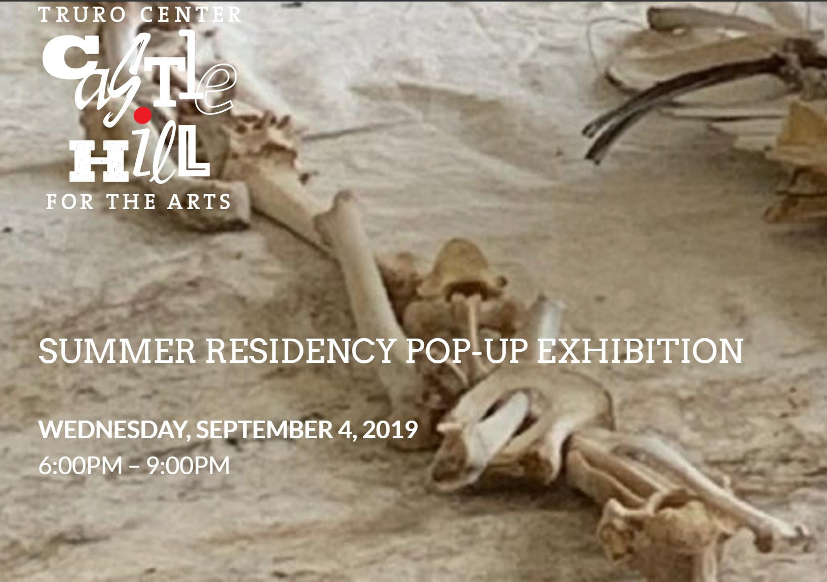 Kathryn Hart, Truro Center for the Arts at Castlehill, Pop Up Exhibition, Sept 4 2019