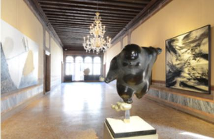 Palazzo Mora, 2017 Venice Biennale