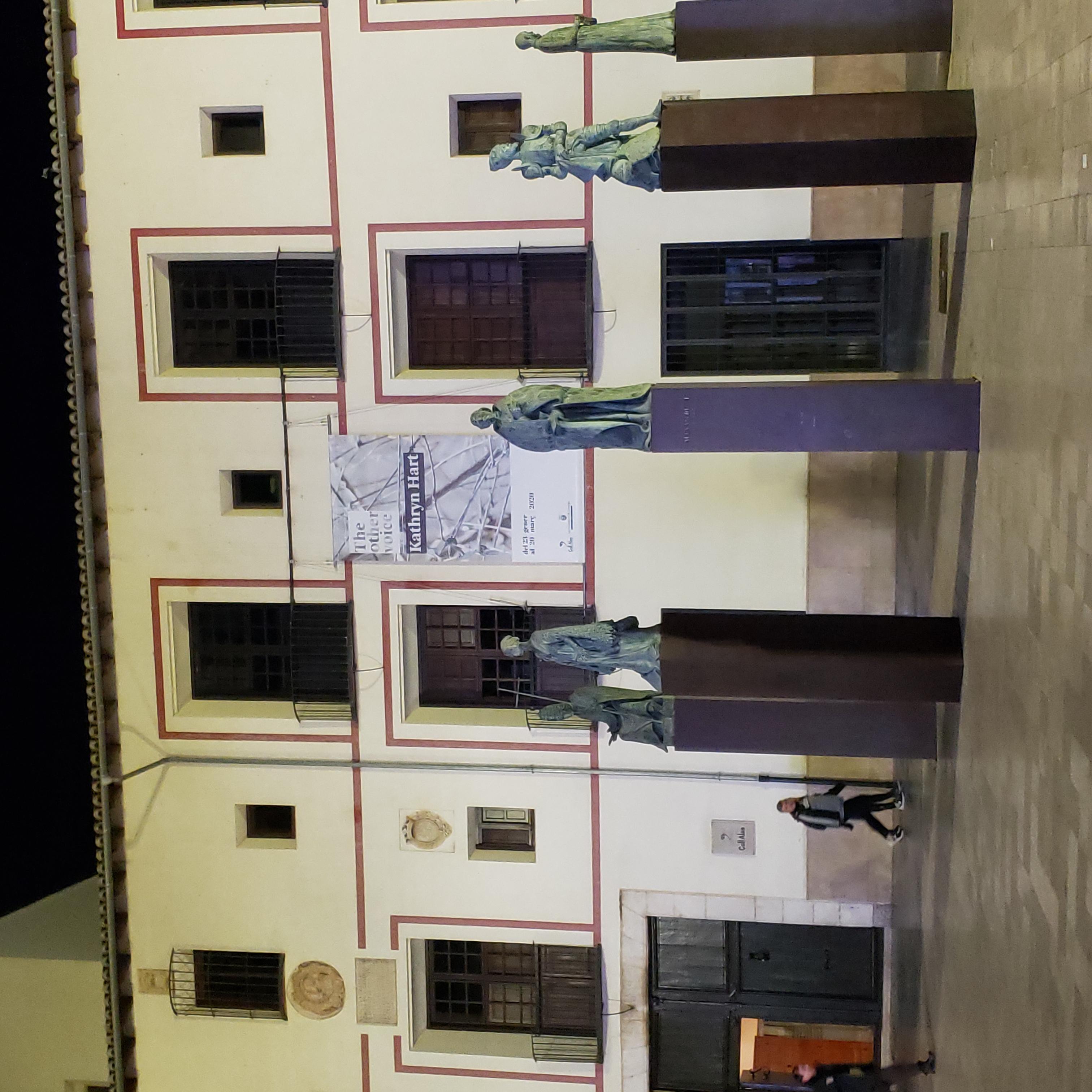 Kathryn Hart, THE OTHER VOICE, Sala Coll Alas de Gandia, Spain 2020