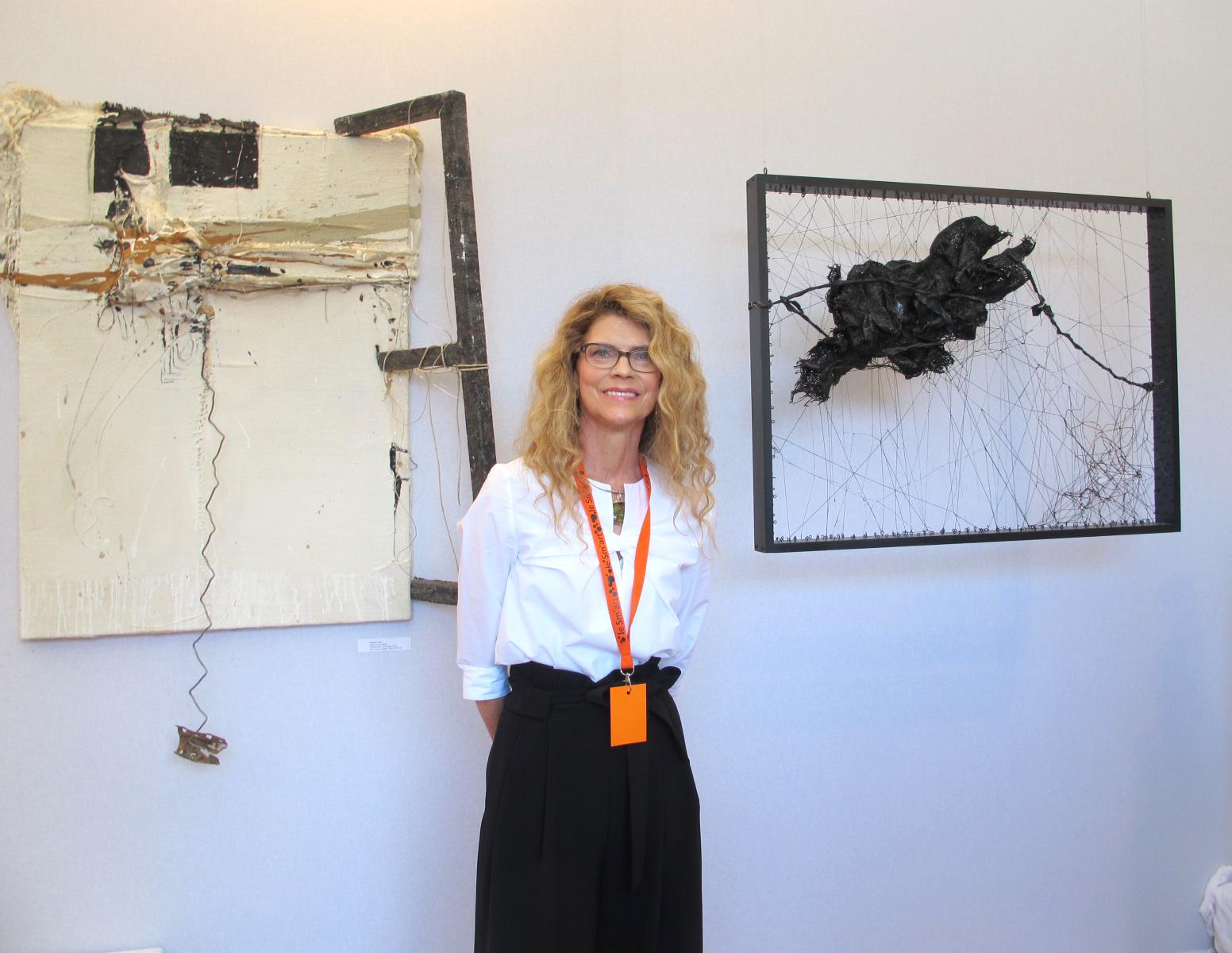 le Sm'ART 2017, Kathryn Hart