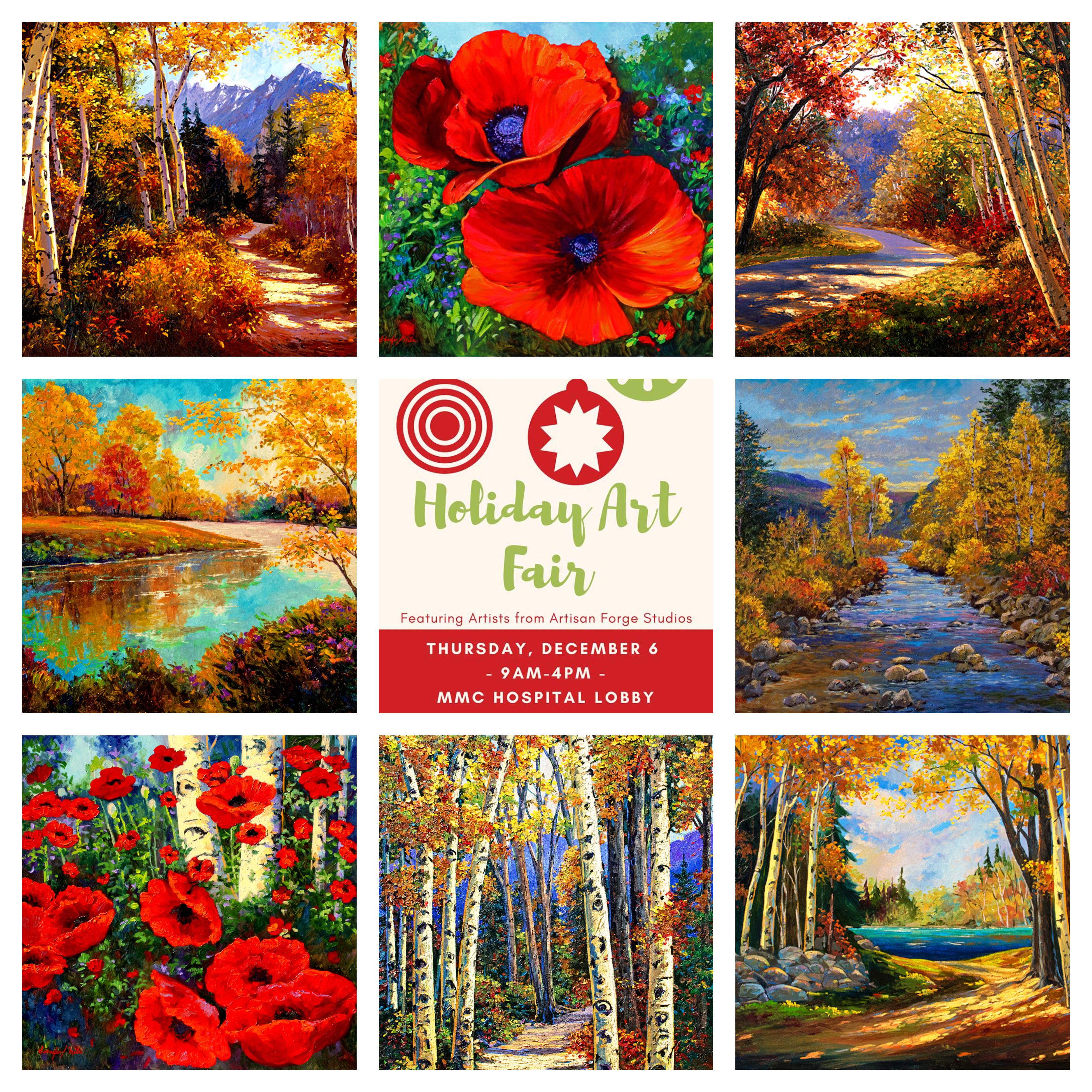 Holiday Art Fair MMC