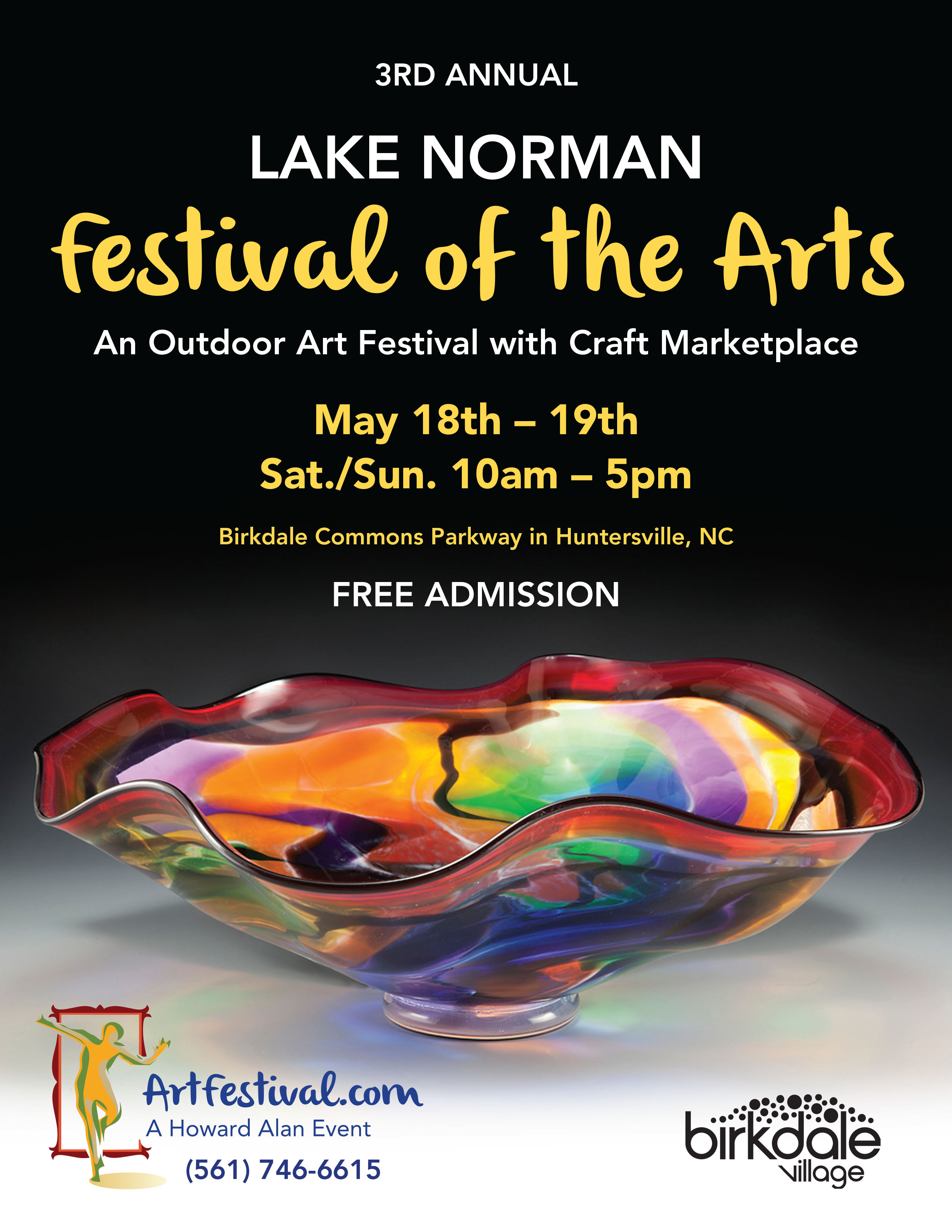 Lake Norman Art Festival
