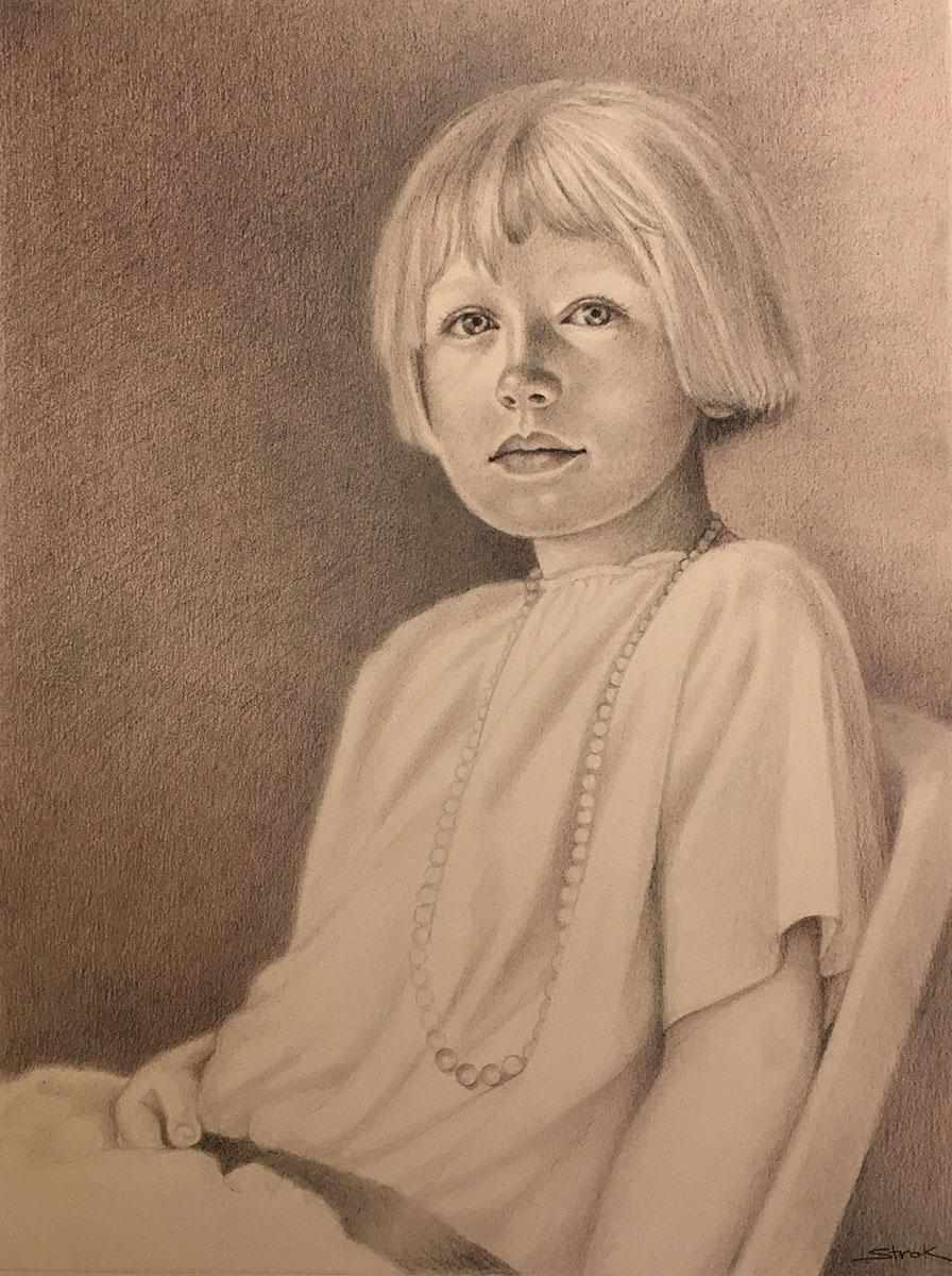 Sitting Still, Drawing