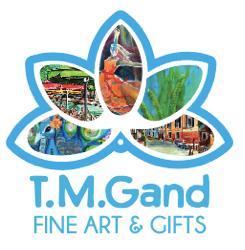T.M.Gand Fine Art logo