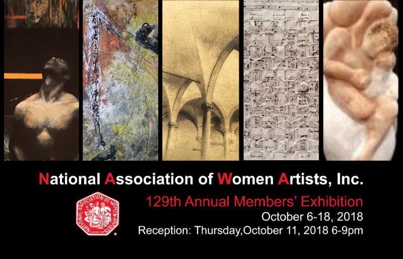 2018_NAWA ANNUAL EXHIBITION