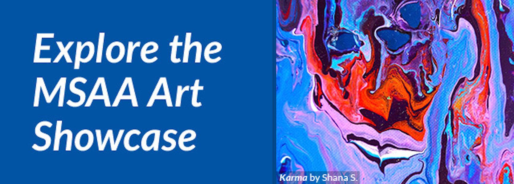 2018 MSAA Artist Showcase featuring Shana Stern