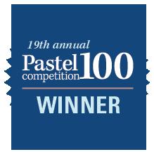Pastel 100 Winner seal