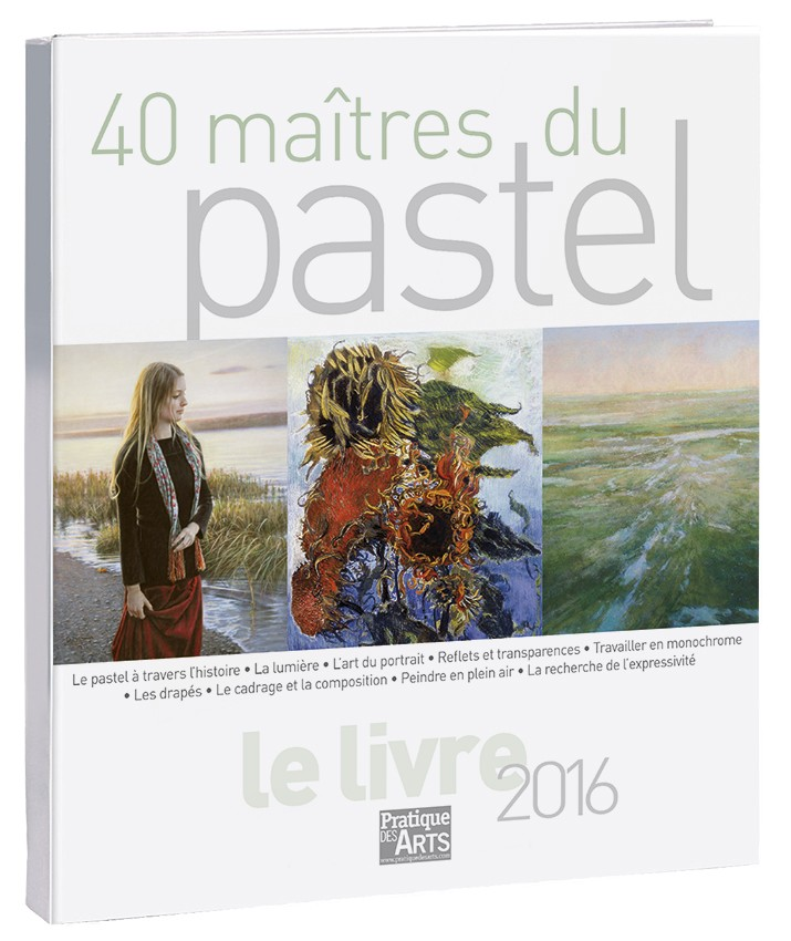 40 Masters of Pastel cover