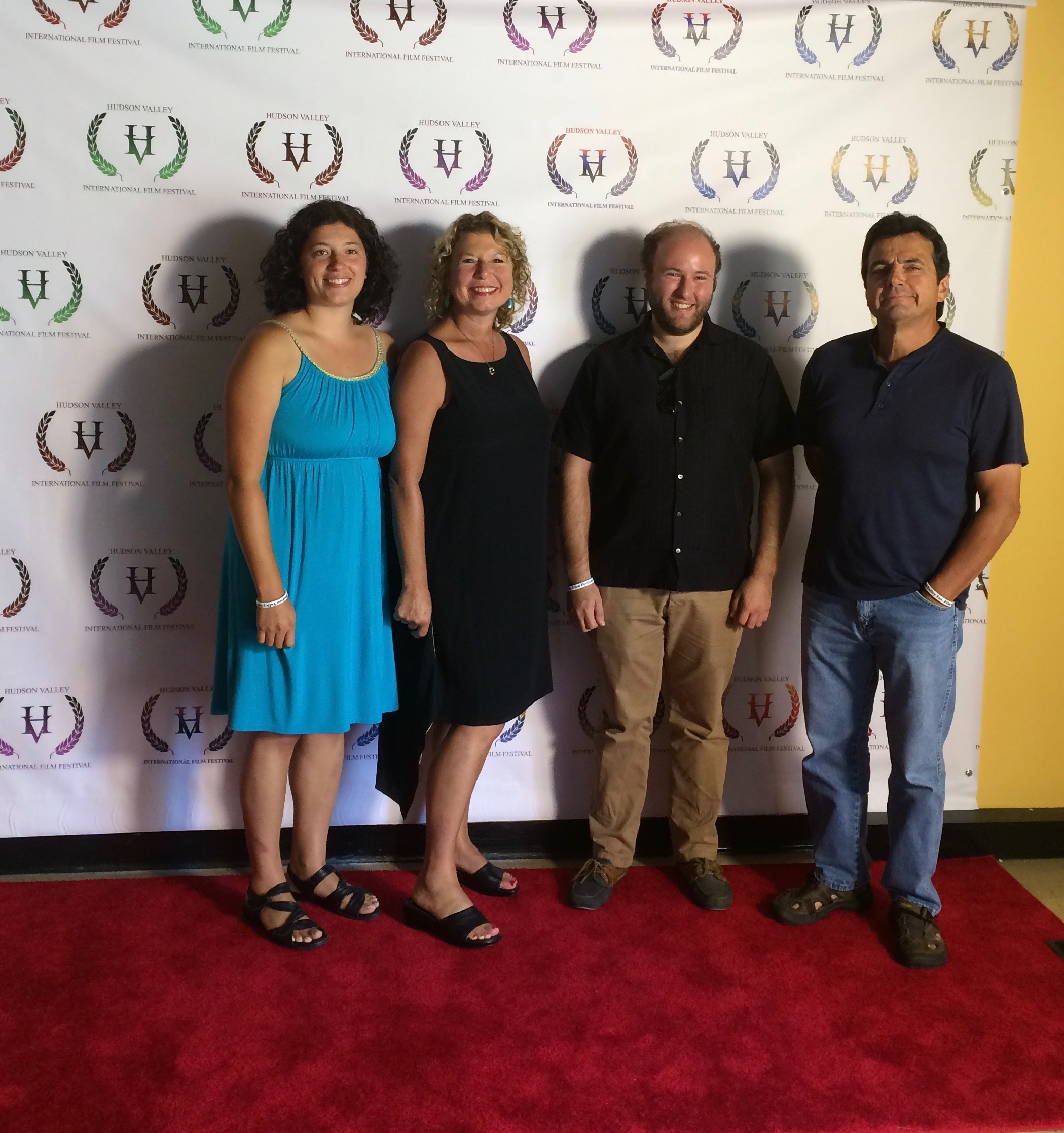 Hudson Valley International Film Festival with Michael DeMaio, composer and Amelia Muccia and Willy Smith, musicians